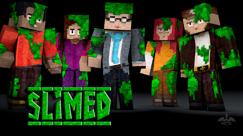 Slimed on the Minecraft Marketplace by Dragnoz