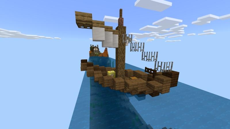 One Chunk Lucky Blocks by Fall Studios