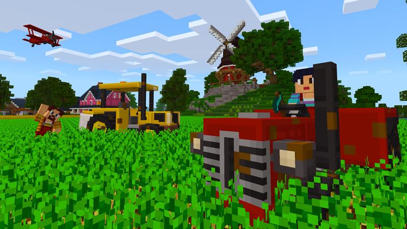 Modern Farming By Horizonblocks Minecraft Marketplace
