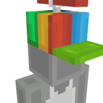 Propeller Hat on the Minecraft Marketplace by BLOCKLAB Studios