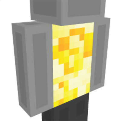 Sparkly gold on the Minecraft Marketplace by The World Foundry