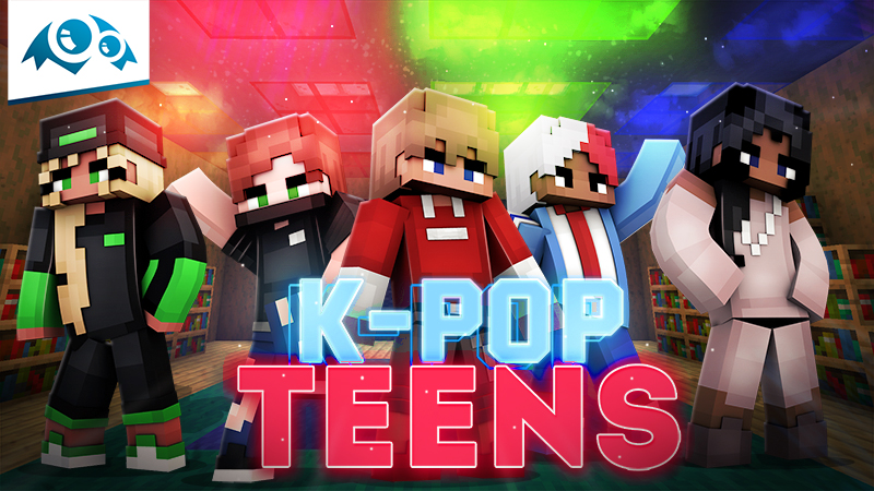 KPop Teens on the Minecraft Marketplace by Monster Egg Studios