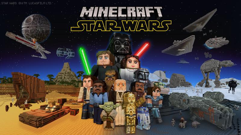 Star Wars In Minecraft Marketplace Minecraft