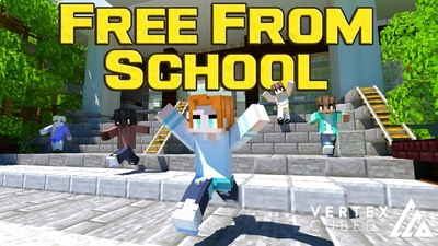 Free From School on the Minecraft Marketplace by Vertexcubed