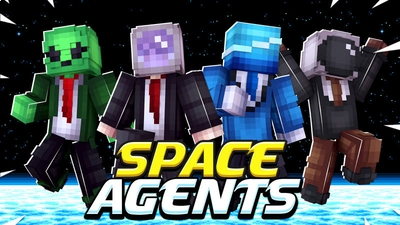 Space Agents on the Minecraft Marketplace by BLOCKLAB Studios