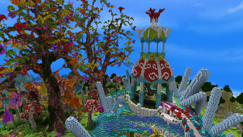 Paisley Craft - Texture Pack on the Minecraft Marketplace by GoE-Craft