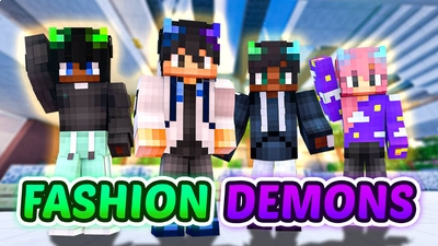 Fashion Demons on the Minecraft Marketplace by BLOCKLAB Studios