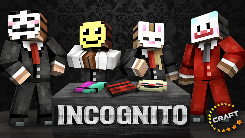 Incognito on the Minecraft Marketplace by The Craft Stars