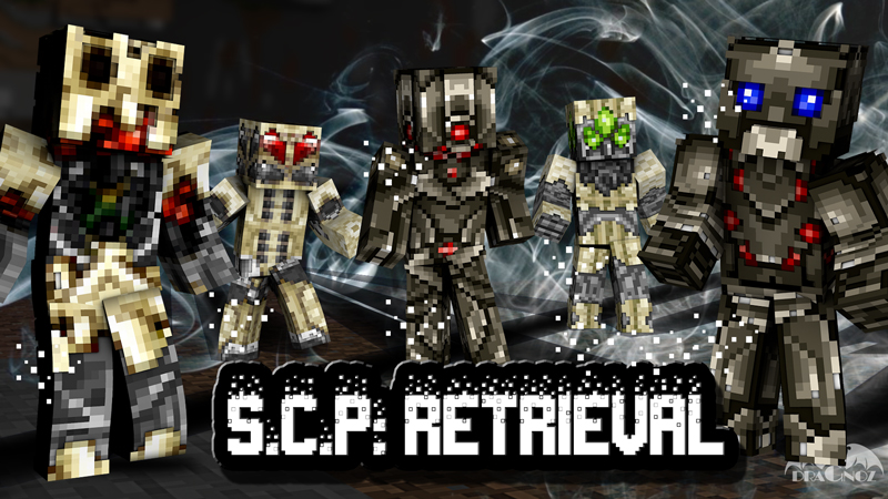 SCP Retrieval on the Minecraft Marketplace by Dragnoz