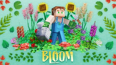 Bloom on the Minecraft Marketplace by Gamemode One