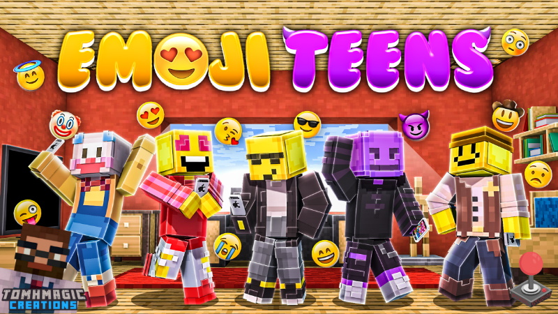 Emoji Teens on the Minecraft Marketplace by Tomhmagic Creations