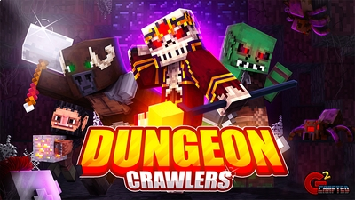 Dungeon Crawlers on the Minecraft Marketplace by G2Crafted
