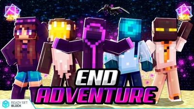 End Adventure on the Minecraft Marketplace by Ready, Set, Block!