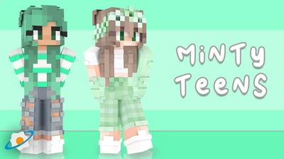 Minty Teens on the Minecraft Marketplace by NovaEGG