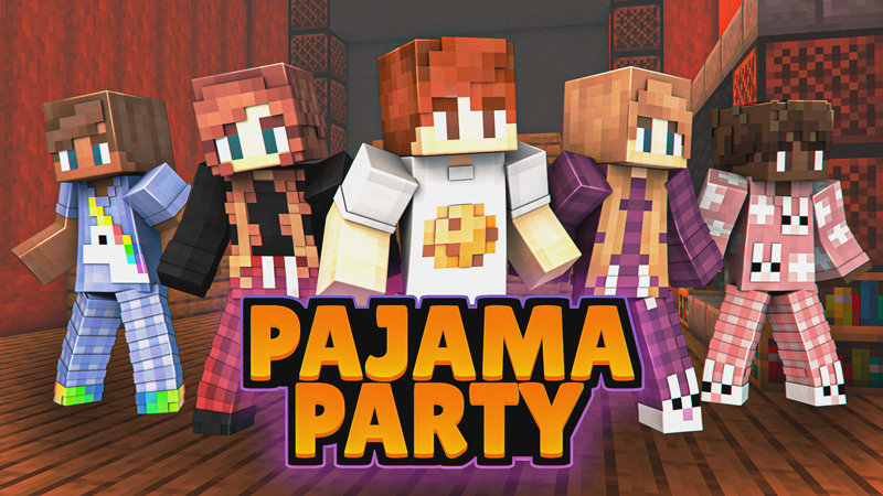 Pajama Party on the Minecraft Marketplace by Impulse