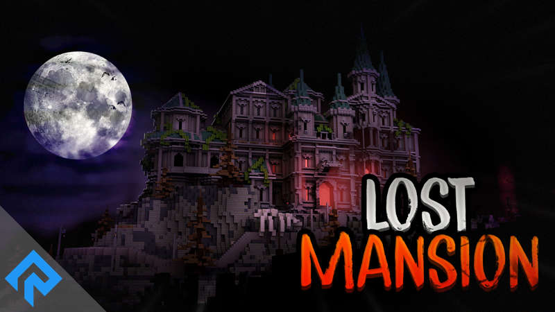 Lost Mansion on the Minecraft Marketplace by RareLoot