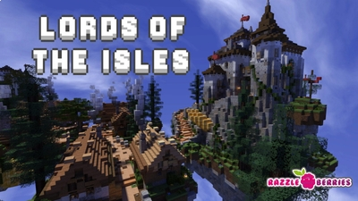Lords of the Isles on the Minecraft Marketplace by Razzleberries