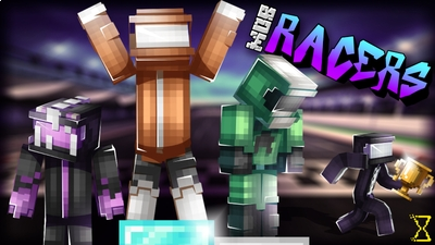 Mob Racers on the Minecraft Marketplace by Hourglass Studios