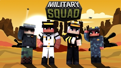 Military Squad on the Minecraft Marketplace by Kubo Studios