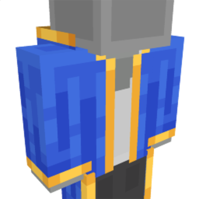 Wizard Robes on the Minecraft Marketplace by Gamemode One