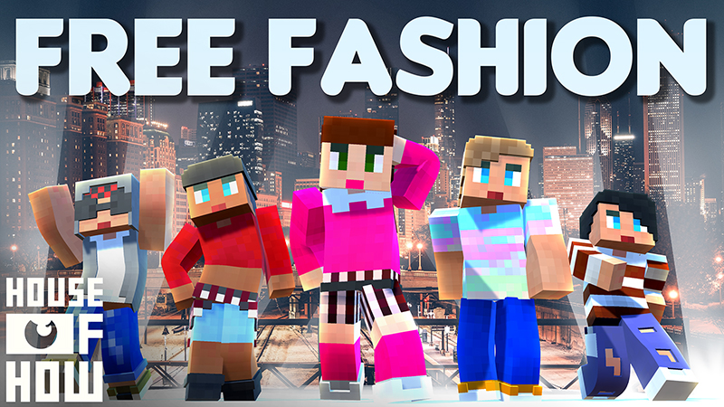 Free Fashion on the Minecraft Marketplace by House of How