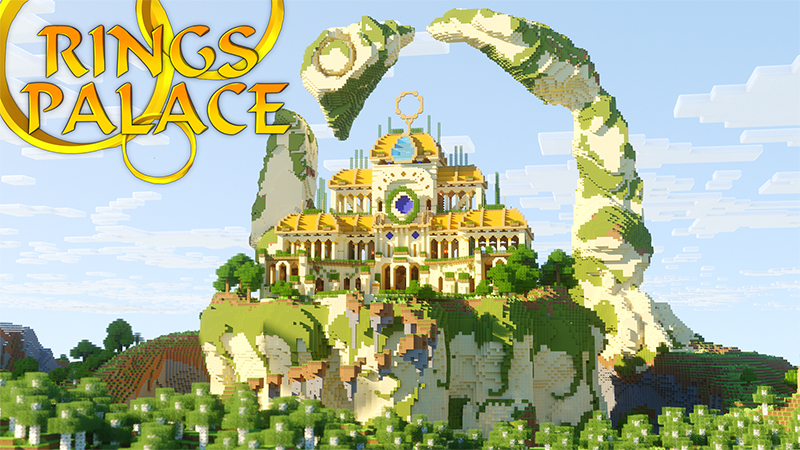 Rings Palace on the Minecraft Marketplace by Diluvian