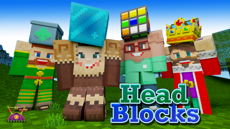 Head Blocks on the Minecraft Marketplace by Cleverlike