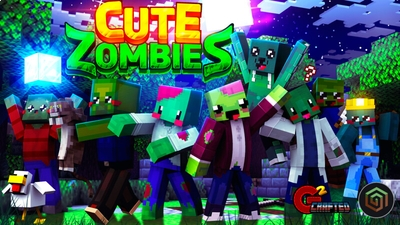 Cute Zombies on the Minecraft Marketplace by G2Crafted