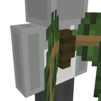 Leaf Wings on the Minecraft Marketplace by Pixelbiester
