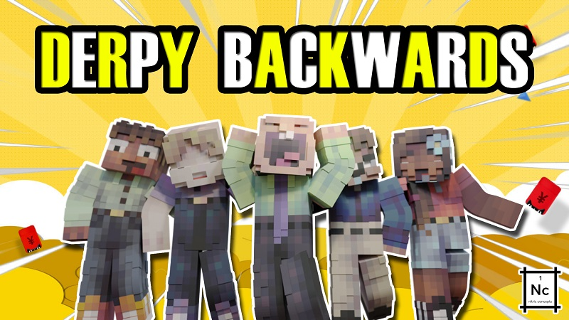 Derpy Backwards Skins on the Minecraft Marketplace by Nitric Concepts