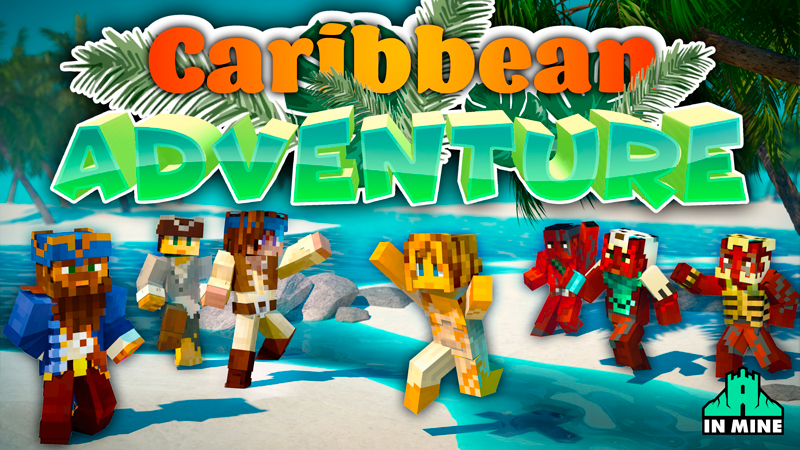 Caribbean Adventure on the Minecraft Marketplace by In Mine