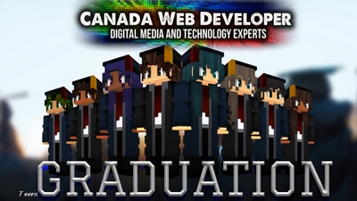 Teens Graduation on the Minecraft Marketplace by CanadaWebDeveloper