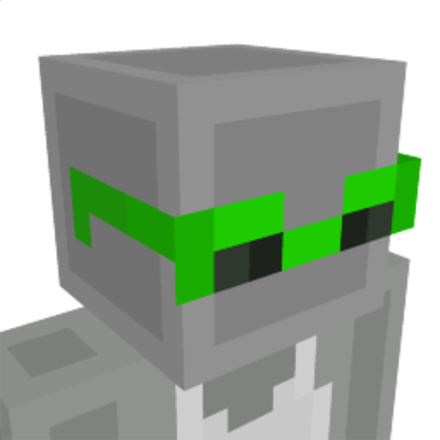 Youtuber Glasses on the Minecraft Marketplace by VoxelBlocks