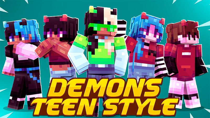 Demons Teen Style on the Minecraft Marketplace by Kubo Studios