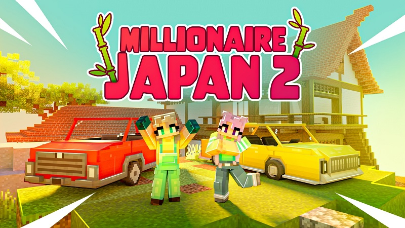 Millionaire Japan 2 on the Minecraft Marketplace by BBB Studios