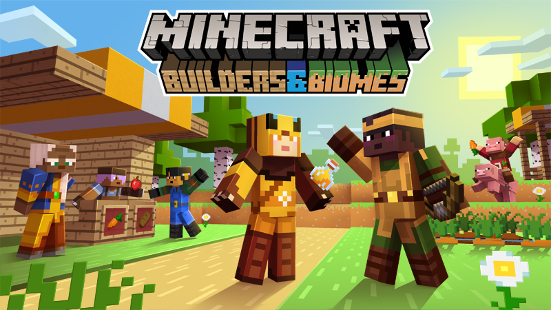 Builders  Biomes on the Minecraft Marketplace by Minecraft