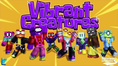 Vibrant Creatures on the Minecraft Marketplace by Pathway Studios