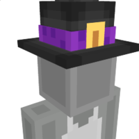 Witch Hat on the Minecraft Marketplace by BLOCKLAB Studios