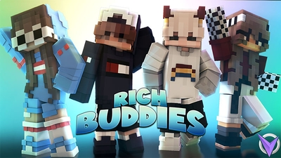 Rich Buddies on the Minecraft Marketplace by Team Visionary