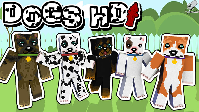 Dogs HD on the Minecraft Marketplace by Appacado