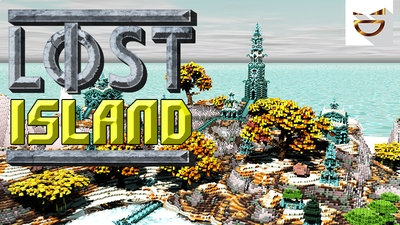 Lost Island on the Minecraft Marketplace by Giggle Block Studios