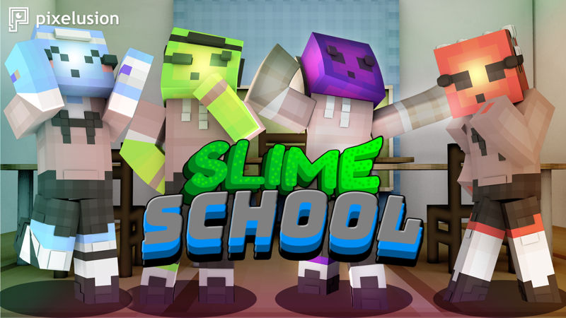Slime School on the Minecraft Marketplace by Pixelusion