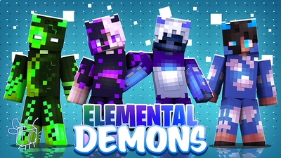 Elemental Demons on the Minecraft Marketplace by Blu Shutter Bug