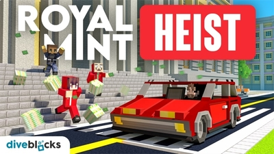 Heist Royal Mint on the Minecraft Marketplace by Diveblocks