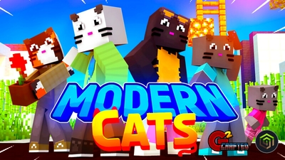 Modern Cats on the Minecraft Marketplace by G2Crafted