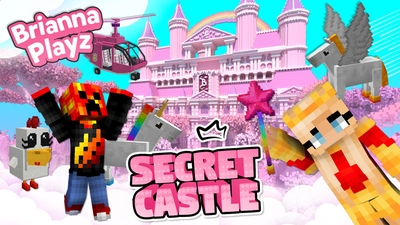 BriannaPlayz Secret Castle on the Minecraft Marketplace by Meatball Inc