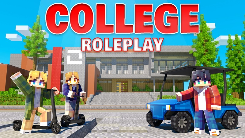 College Roleplay on the Minecraft Marketplace by BBB Studios