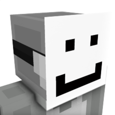 Happy Mask on the Minecraft Marketplace by Pickaxe Studios