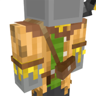 Scarecrow Disguise on the Minecraft Marketplace by Pixelbiester
