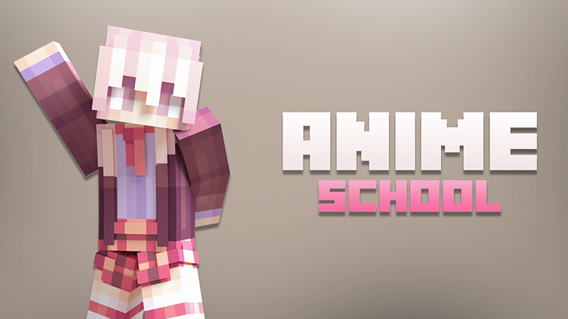 Anime School on the Minecraft Marketplace by Aurrora